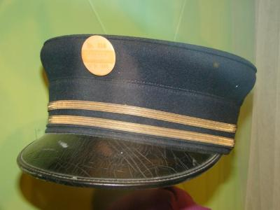 Hat, Streetcar Conductor