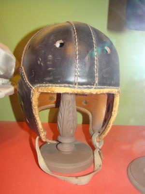 Helmet, Football