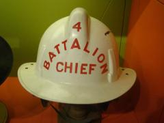 Helmet, Firefighter's