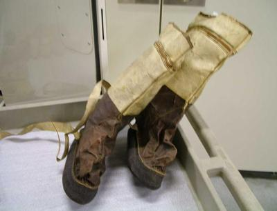 Mukluks or Boots