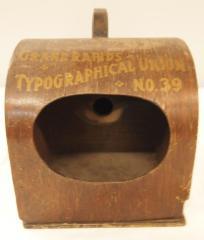 Wooden Ballot/Voting Box