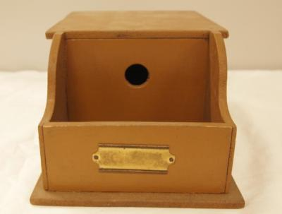 Wooden Ballot/voting Box