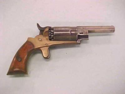 Walch Ten-shot Revolver