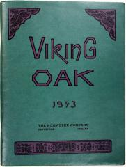 Trade Catalog, The Romweber Company, Viking Oak 1943
