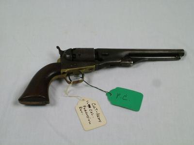 Revolver, Colt Model 1861 Navy