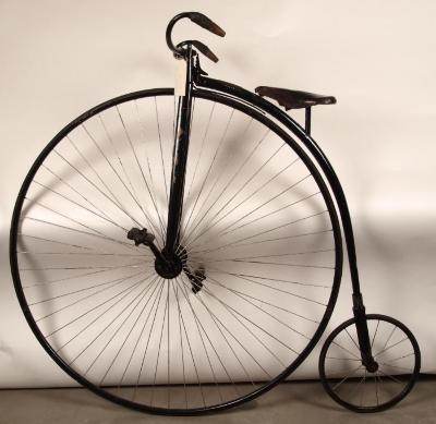 Bicycle, Hi Wheel Model