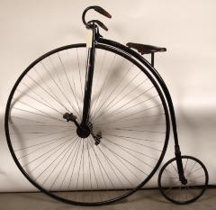 Bicycle, Hi Wheel Model