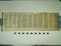 Scroll, Hebrew