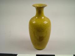 Vase, Yellow