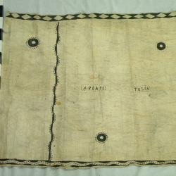 Tapa Cloth, Siapo