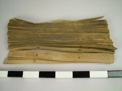 Book, Reed