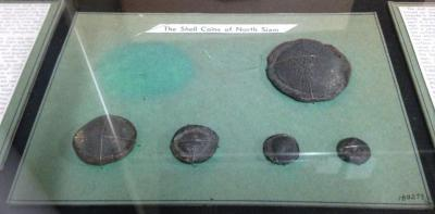 Currency, Shell Coin, North Siam