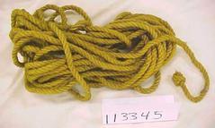 Chinese Hanging Rope