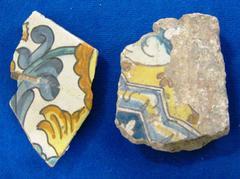 Tile (2 Fragments)