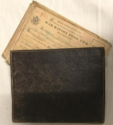 Ration Book And Coupons