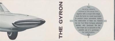 Brochure, The Gyron
