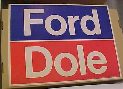 Poster, Ford - Dole