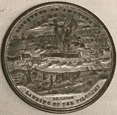 Medallion, Chas Emmerich & Co.