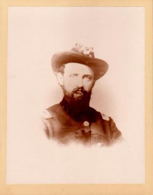 Photograph, 'Capt. John W. Mccrath'