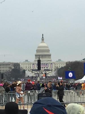 Photograph, Inauguration Day