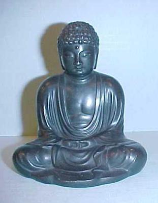 Figurine, Amida, Buddha Of Infinite Light
