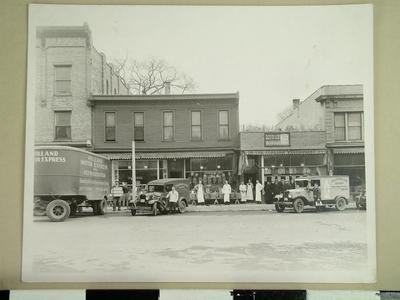 Photograph, Grand Rapids Police Station And Old Brewery