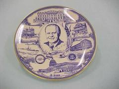 President Gerald Ford Commemorative Plate