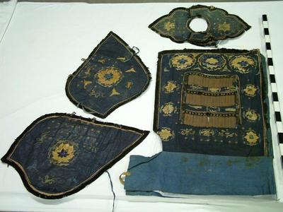 Armor, Chinese, Manchu Dynasty