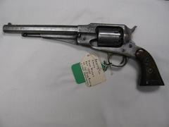 Pistol, Remington New Model Army .44 Caliber Revolver