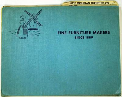 Portfolio, West Michigan Furniture Company