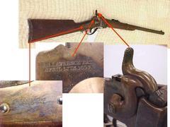 Sharps Carbine, Model 1852