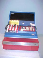American Freedom Train Cash Register