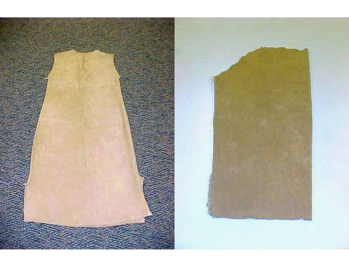 Smock-dress And Sleeve, Reproduction