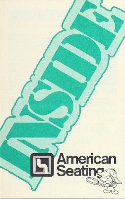 Newsletter, American Seating Company, Insider