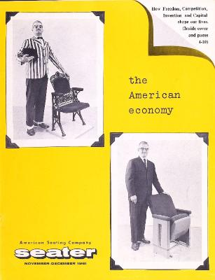 Periodical, American Seating Company, Seater, The American Economy
