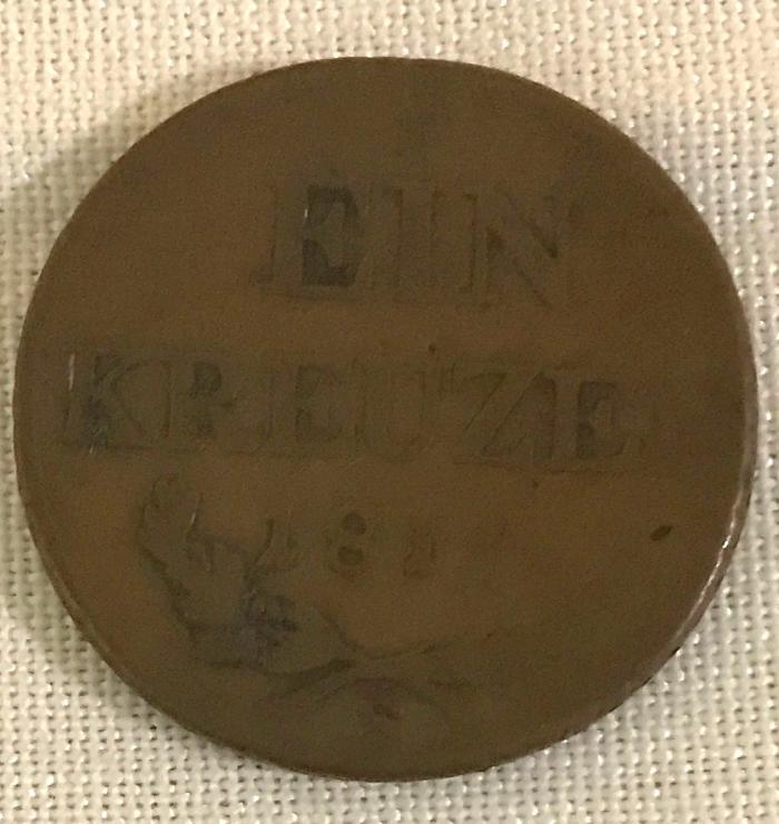 Coin, Ein Kreuzer