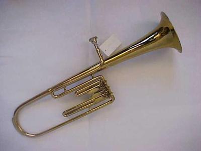 Alto Or Tenor Horn In E-flat