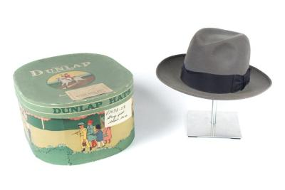 Fedora and Box