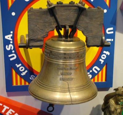Liberty Bell, Replica