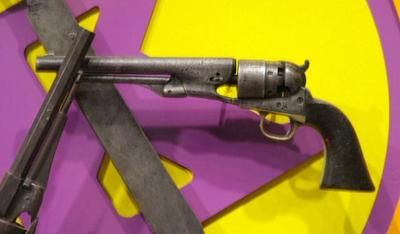 Remington Revolver