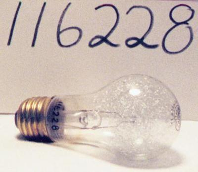 Photo Flash Light Bulb