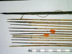 Bow (1) And Arrows (12)