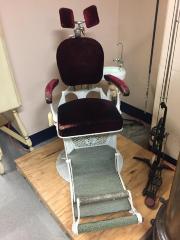 Chair, Dentist