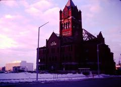 Photograph, Urban Renewal, Court House