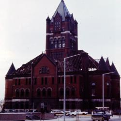 Photograph, Urban Renewal, Court