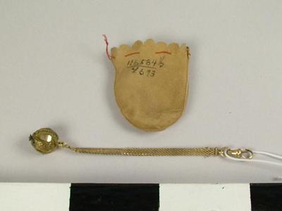 Pocket Watch, Gold Case