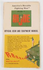 Manual, G.I. Joe