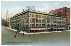 Postcard, Klingman's Sample Furniture Company, Exposition Building