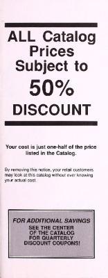Trade Catalog, John K. Burch Company, Upholstery Accessory & Supply Catalog