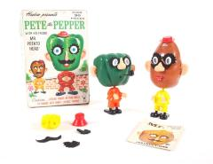 Play Set, Pete the Pepper and Mr. Potato Head